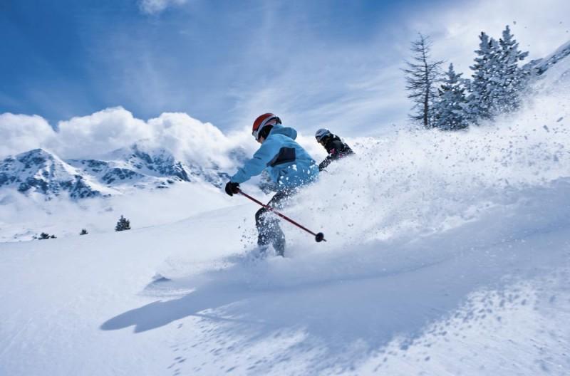 Privatunterricht Skifahren