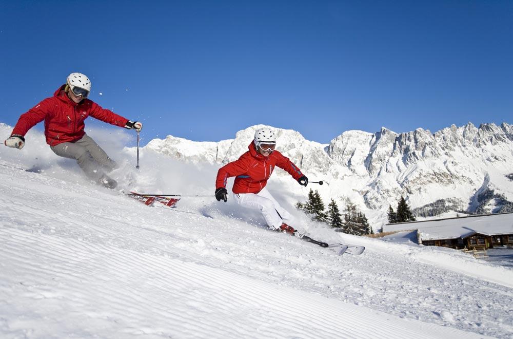 Erwachsenen skikurse in der schischule radstadtskischule