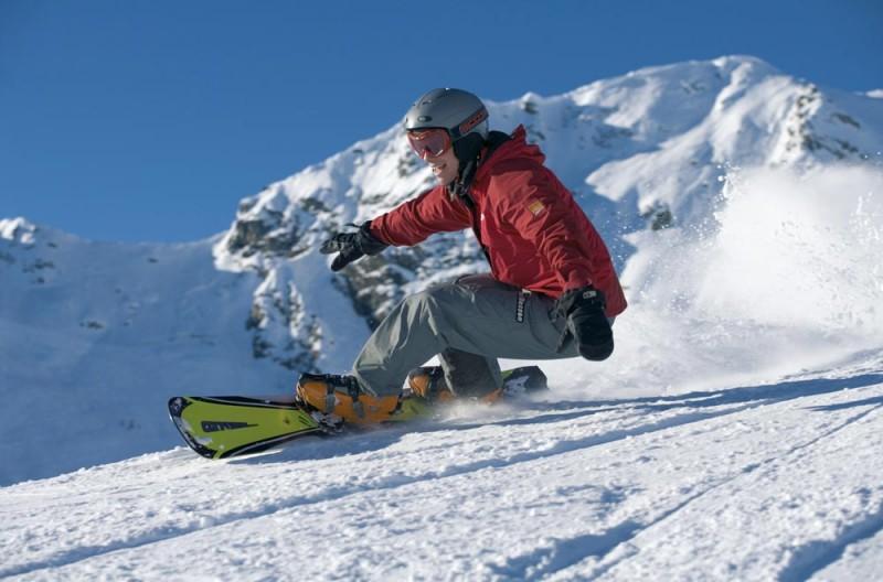 Snowboarden Fortgeschrittene