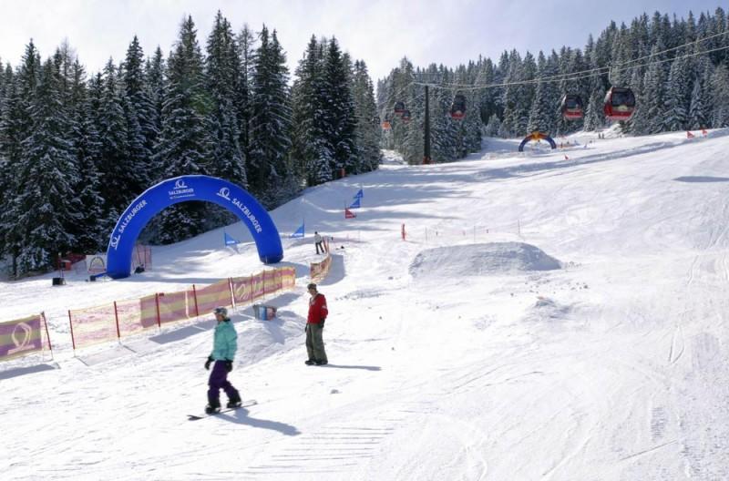 Snowboarden Funpark