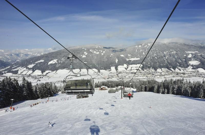 Snowboarden Radstadt